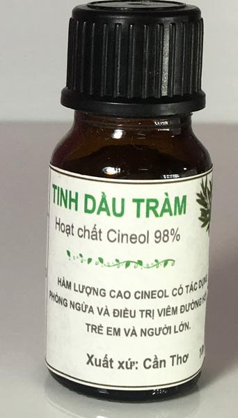 Tinh dầu Tràm